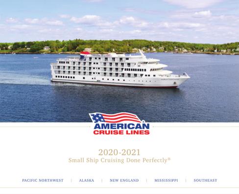 American Cruise Lines Brochure 2020-2021