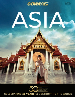 Asia Travel Planner 2020-2021 (US)