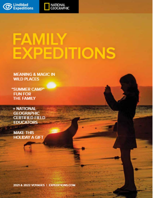 Family Expeditions 2021-2022