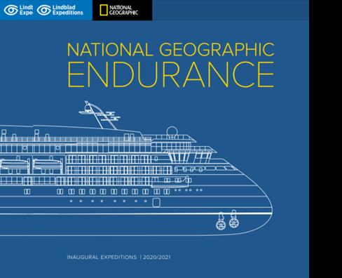 National Geographic Endurance 2020/2021
