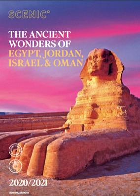 The Ancient Wonders of Egypt, Jordan, Israel & Oman 2020-2021